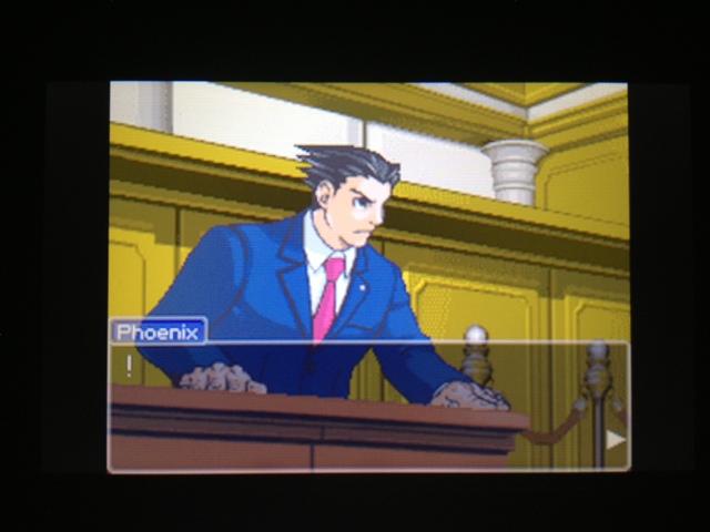 逆転裁判 北米版 マヤ法廷 ベルボーイ証言54