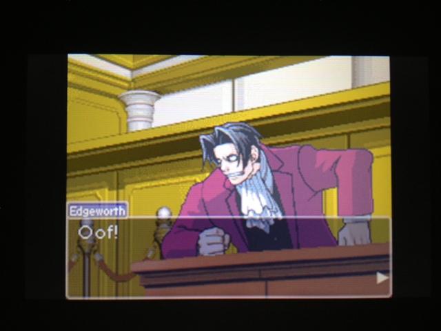 逆転裁判 北米版 マヤ法廷 ベルボーイ証言72