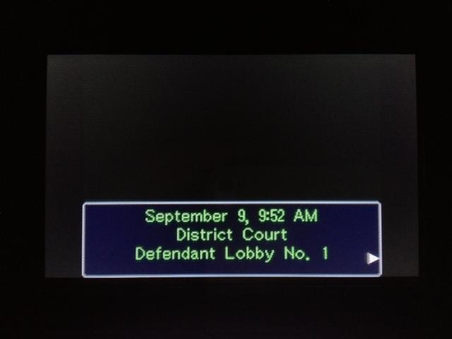 逆転裁判 北米版 フェニックス法廷1
