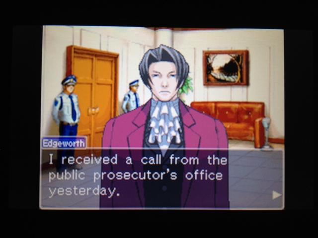 逆転裁判 北米版 フェニックス法廷6