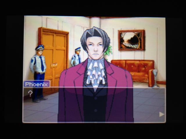 逆転裁判 北米版 フェニックス法廷7