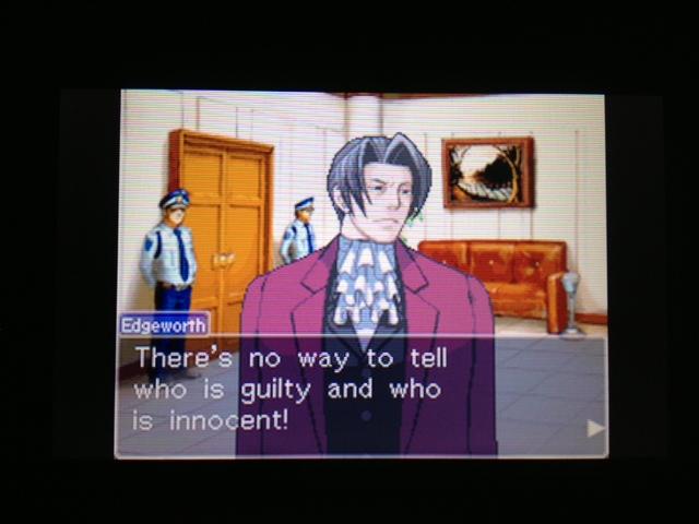逆転裁判 北米版 フェニックス法廷16