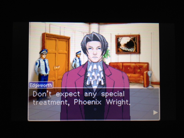 逆転裁判 北米版 フェニックス法廷22