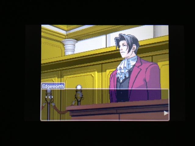逆転裁判 北米版 フェニックス法廷51