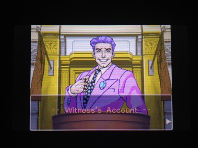 逆転裁判 北米版 フェニックス法廷64