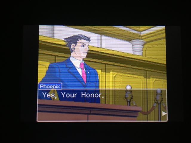 逆転裁判 北米版 フェニックス法廷72