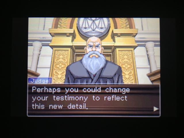 逆転裁判 北米版 フェニックス法廷79