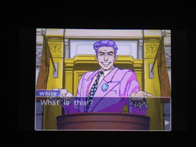 逆転裁判 北米版 フェニックス法廷84