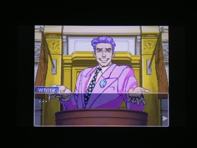 逆転裁判 北米版 フェニックス法廷87