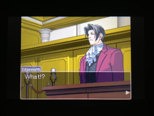 逆転裁判 北米版 フェニックス法廷108