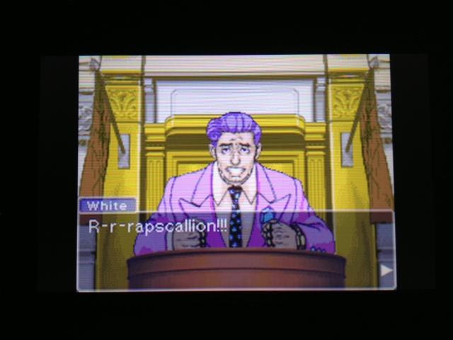 逆転裁判 北米版 フェニックス法廷123