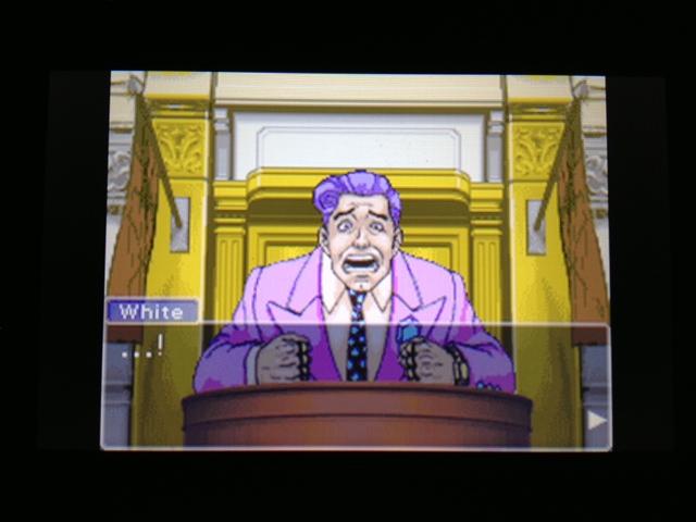 逆転裁判 北米版 フェニックス法廷148