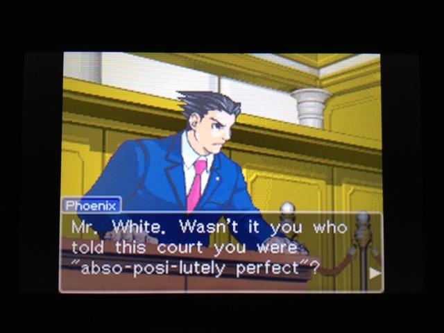 逆転裁判 北米版 フェニックス法廷151