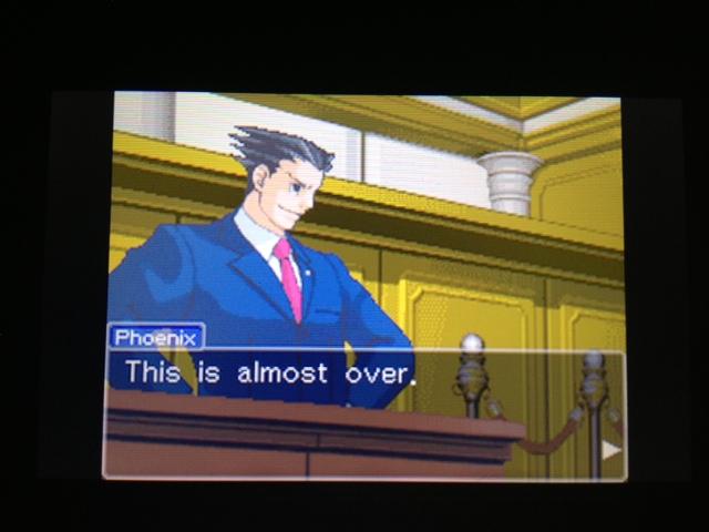 逆転裁判 北米版 フェニックス法廷173