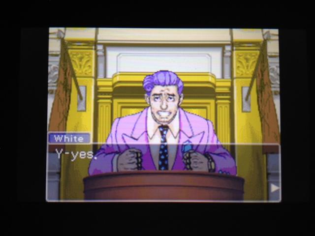 逆転裁判 北米版 フェニックス法廷184