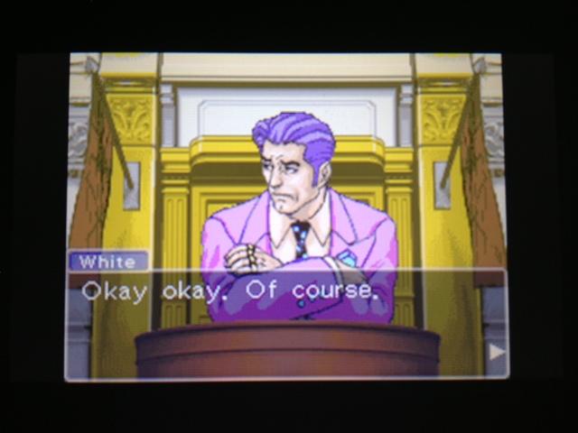 逆転裁判 北米版 フェニックス法廷188
