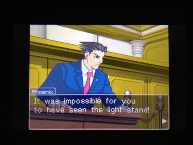 逆転裁判 北米版 フェニックス法廷192