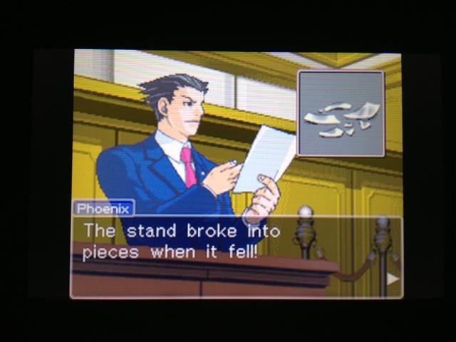 逆転裁判 北米版 フェニックス法廷194