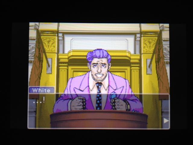 逆転裁判 北米版 フェニックス法廷198