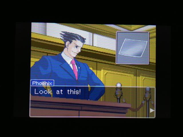 逆転裁判 北米版 フェニックス法廷213