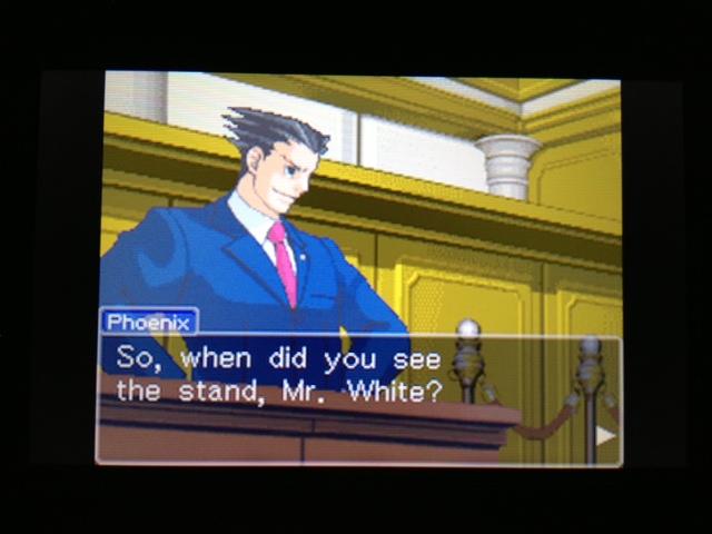 逆転裁判 北米版 フェニックス法廷226