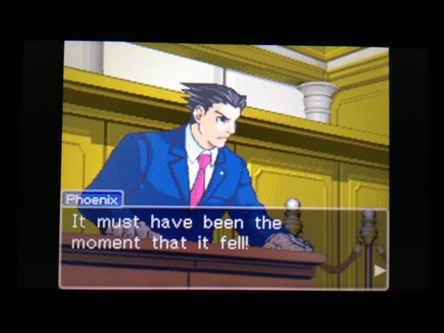 逆転裁判 北米版 フェニックス法廷227
