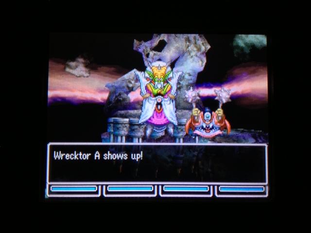 ドラクエ5 北米版 ニムゾ戦闘4