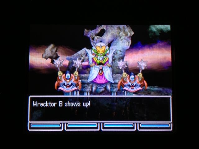 ドラクエ5 北米版 ニムゾ戦闘5