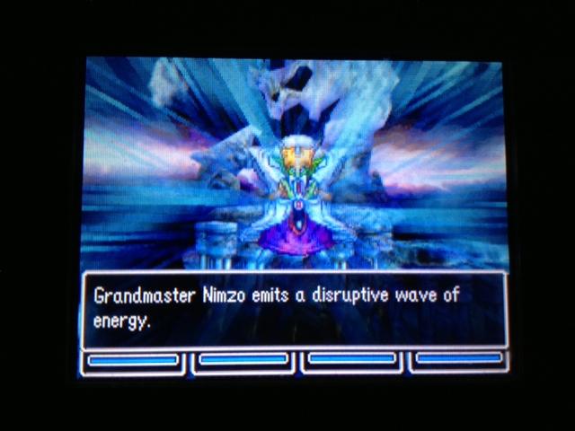 ドラクエ5 北米版 ニムゾ戦闘8