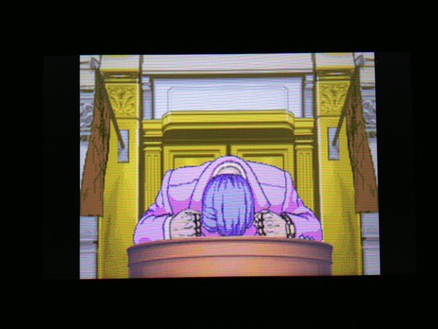 逆転裁判 北米版 フェニックス法廷231