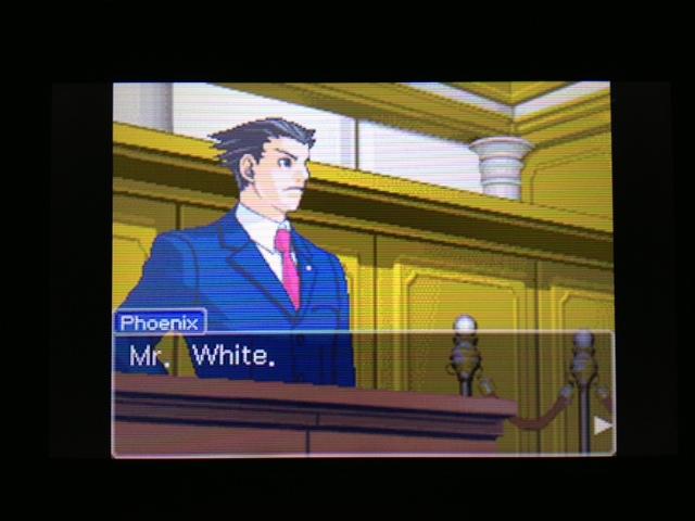 逆転裁判 北米版 フェニックス法廷234