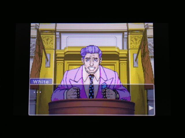 逆転裁判 北米版 フェニックス法廷258