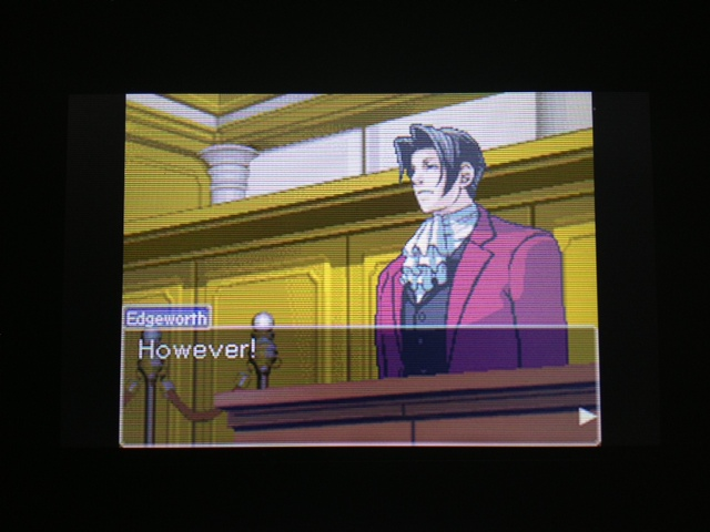 逆転裁判 北米版 フェニックス法廷268