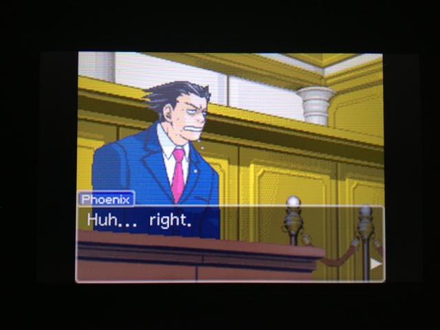逆転裁判 北米版 フェニックス法廷289