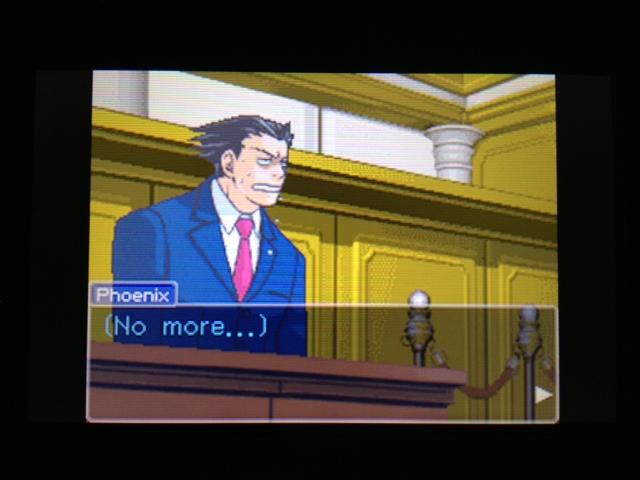逆転裁判 北米版 フェニックス法廷309
