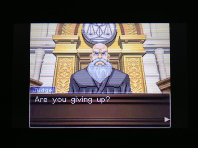 逆転裁判 北米版 フェニックス法廷311