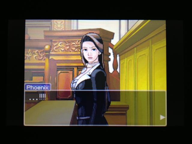 逆転裁判 北米版 フェニックス法廷321