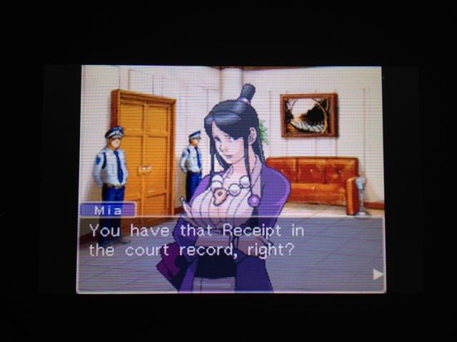逆転裁判 北米版 フェニックス法廷350
