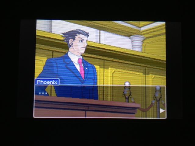 逆転裁判 北米版 フェニックス法廷再開39