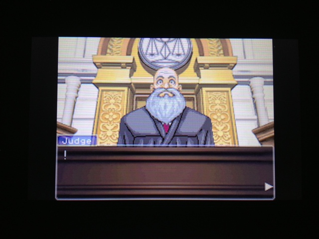 逆転裁判 北米版 フェニックス法廷再開42