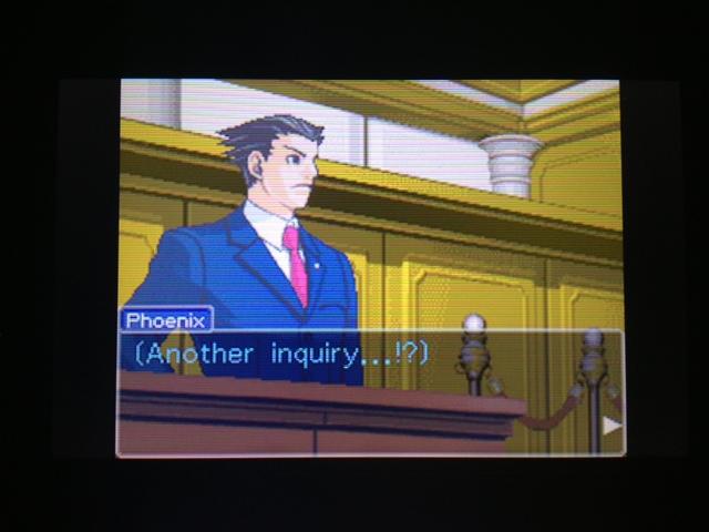 逆転裁判 北米版 フェニックス法廷再開57