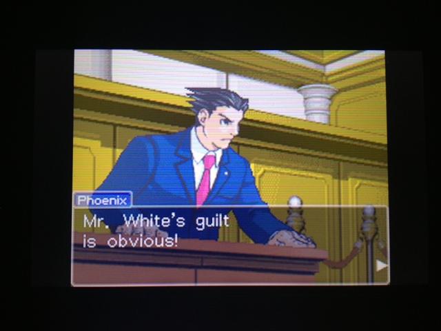 逆転裁判 北米版 フェニックス法廷再開59