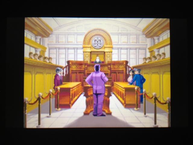 逆転裁判 北米版 フェニックス法廷再開94