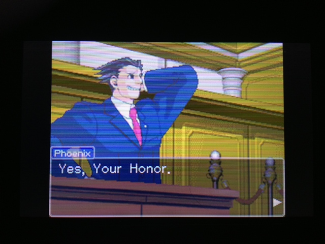 逆転裁判 北米版 フェニックス法廷再開105
