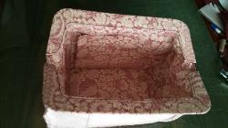 ピンクのバッグ①2013.8.26
