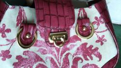 ピンクのバッグ③2013.8.26