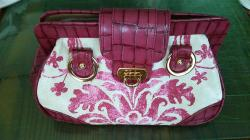 ピンクのバッグ①2013.8.27
