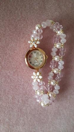 ピンク時計①2013.9.6
