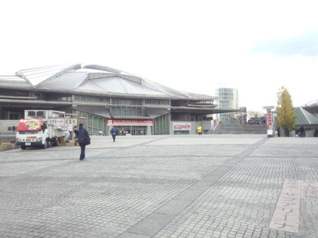 日本青年館4