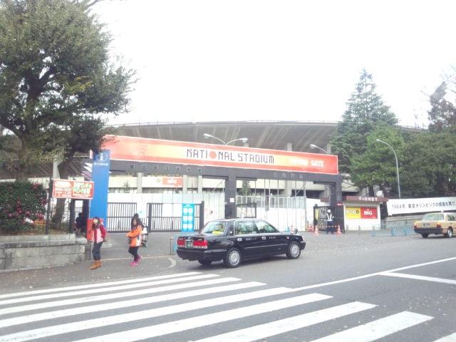 日本青年館9